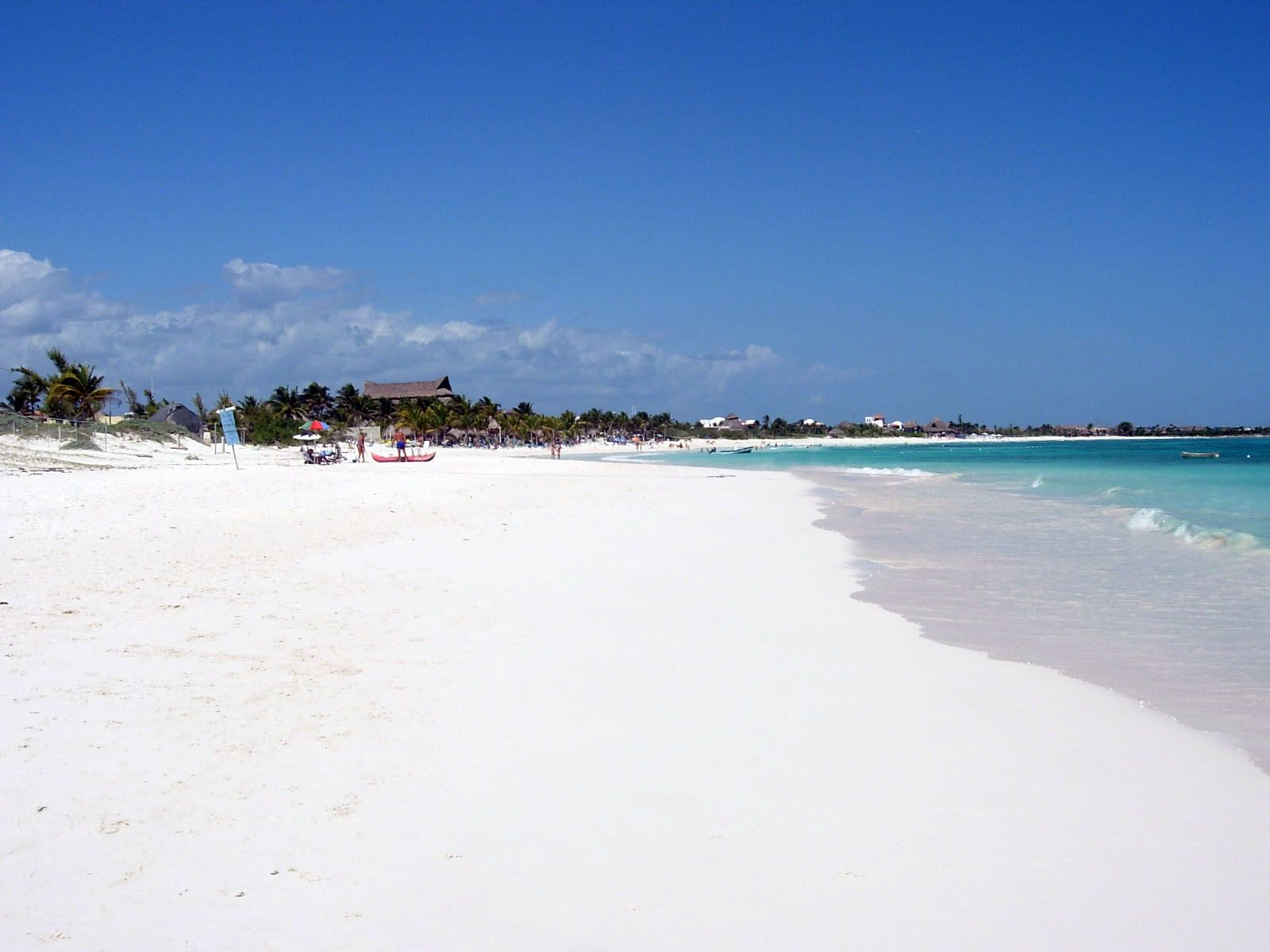 Xpu Ha A Paradise Beach In The Riviera Maya Mayanexplore Com