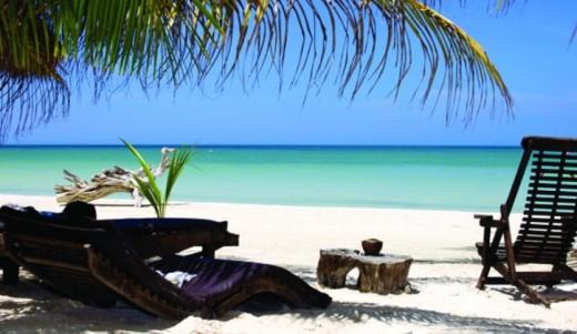 Paradise at Isla Holbox