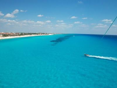 Playa del Carmen ocean view