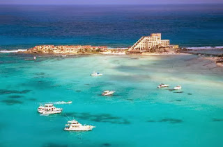 Daytrip to Isla Mujeres , Cancun