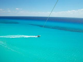 Playa del Carmen view