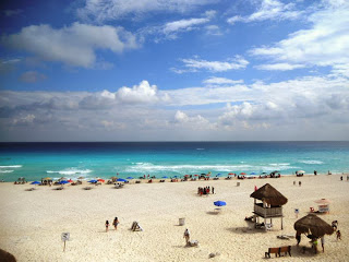 activities to do in Cancun - Playa delfines